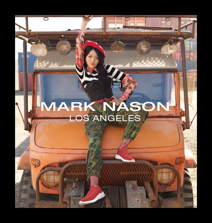 Mark Nason for Women