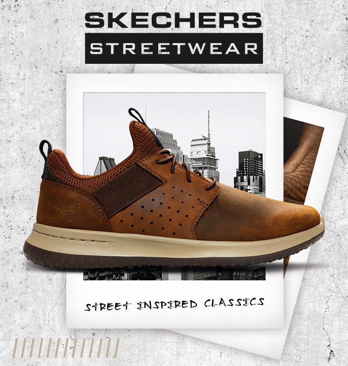 233a123be Find the latest Skechers Streetwear shoes with street-inspired style and  long lasting comfort. Shop Now