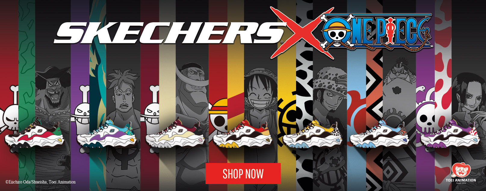 The exciting adventures of Monkey D. Luffy continue in the Skechers D Lites  x 2f7a69ca4