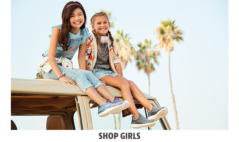 Shop Girls