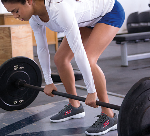skechers performance women go train