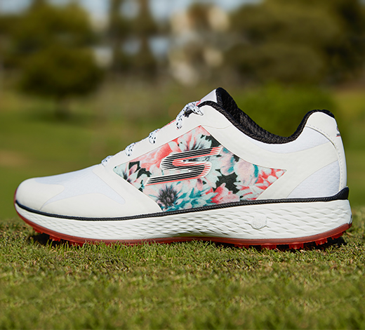 Sketchers Mens   Golf Shoe