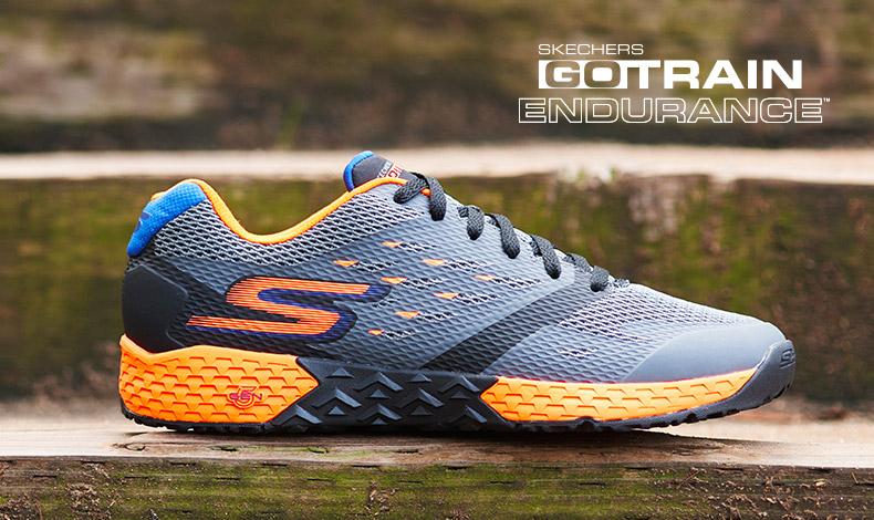 skechers GOtrain endurance athletic cross training sneakers