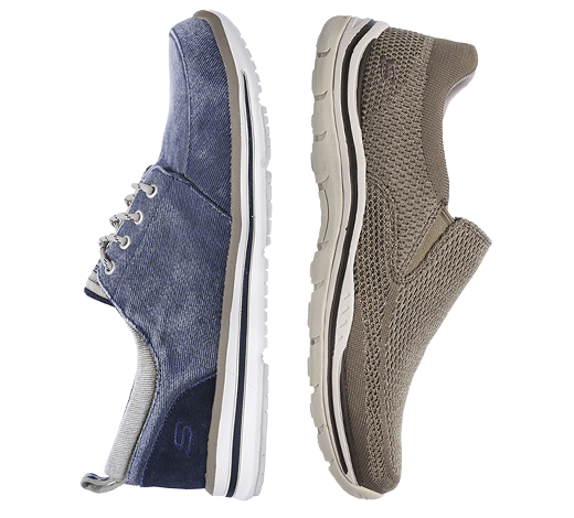 Find Men's Relaxed Fit shoes on skechers.com including casual and sport