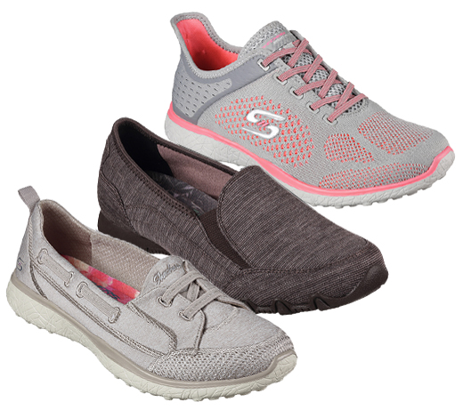 Women's Casual and Sport Casual comfort shoes