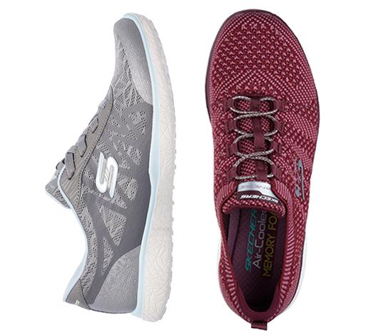 womens skechers sport active sneakers
