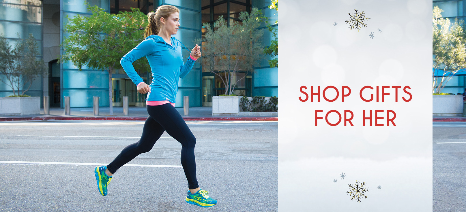Shop for Skechers Performance Holiday Gifts for women including running shoes, athletic walking shoes, golf shoes and Skechers Performance On the GO shoes