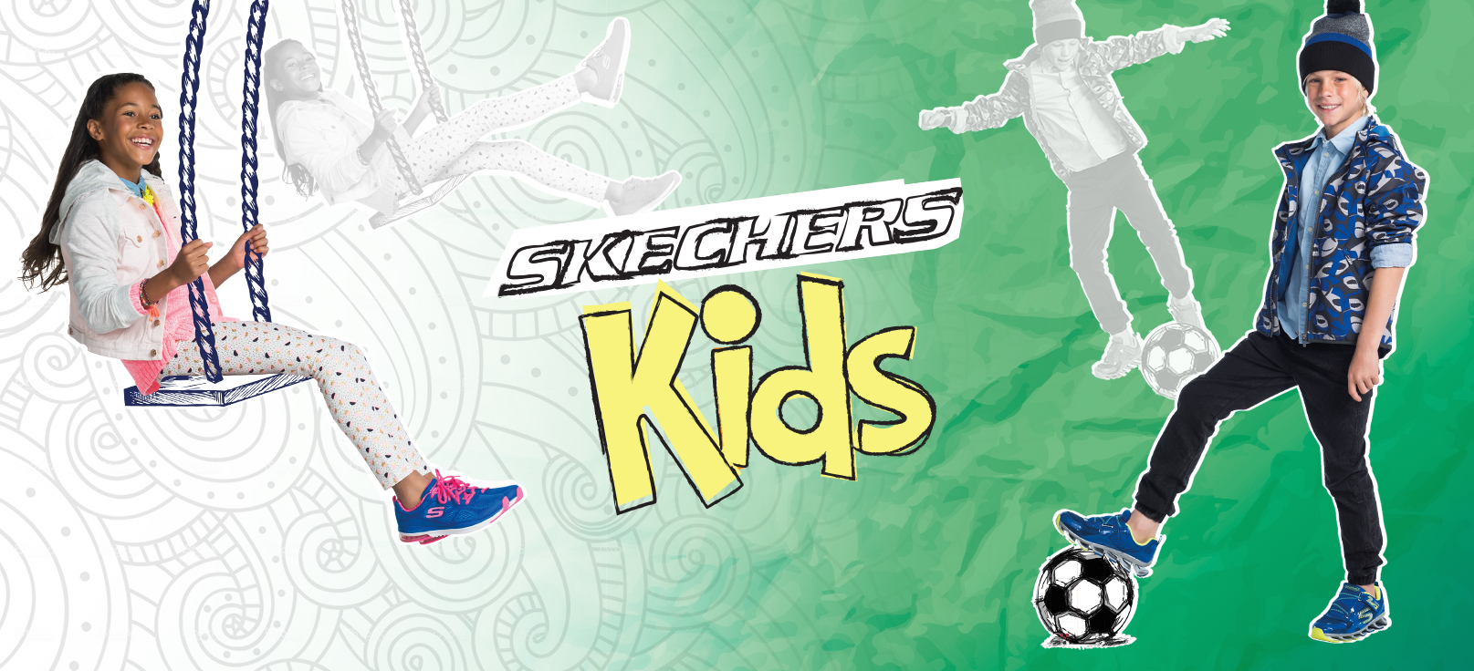 skechers kids ads