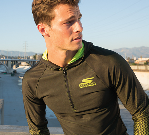 Find men's Skechers Performance Apparel including running, golf and training tee shirts, pants and shorts