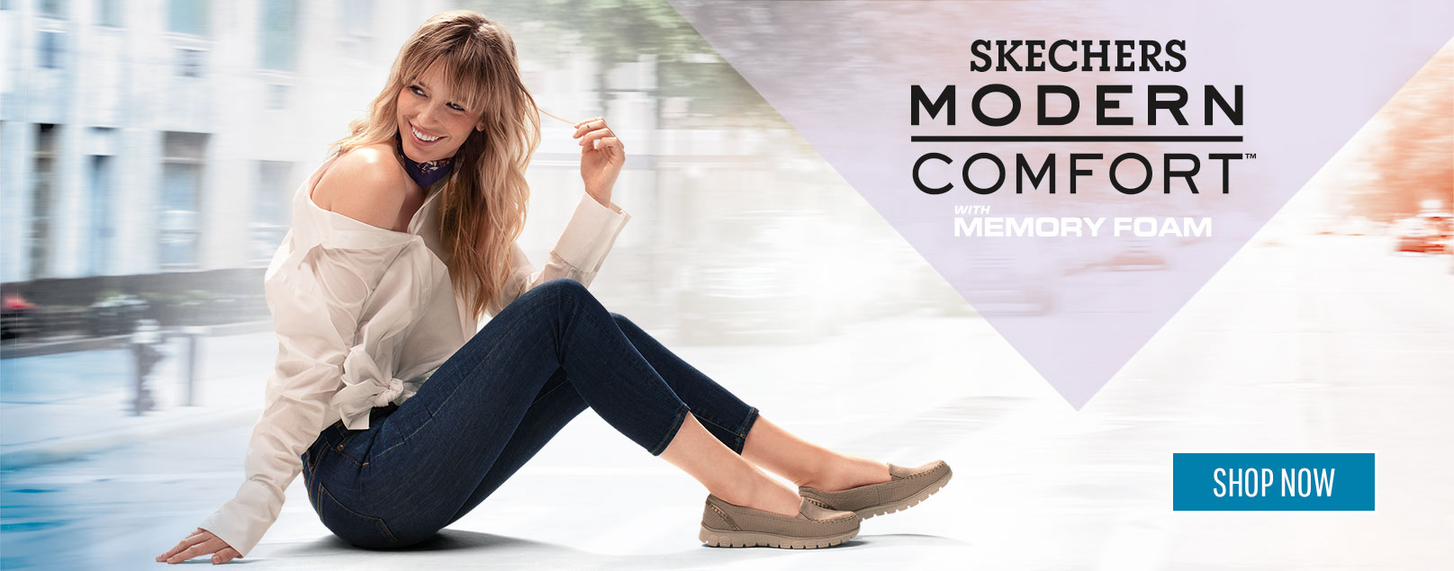 View all women's Skechers casual shoes including, Bobs for Dogs, Relaxed Fit and Active shoes.