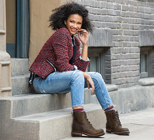 Shop for Women's Skechers Boots including fashion boots, comfort boots and cold weather boots