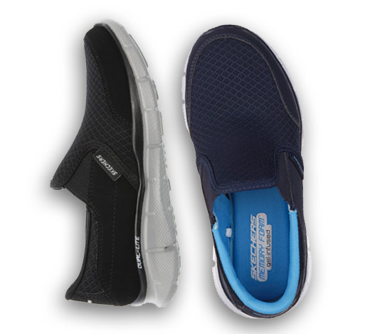 boys slip on equalizer comfort sneakers
