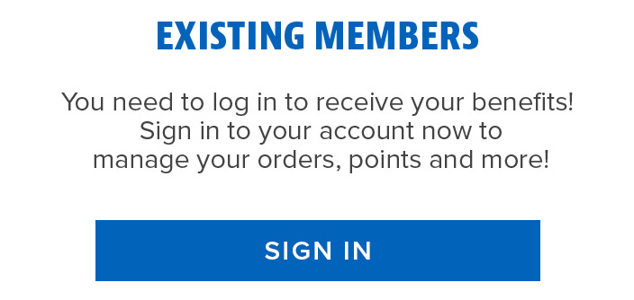 *Points expire after 18 months from last purchase. See full list of terms and conditions.