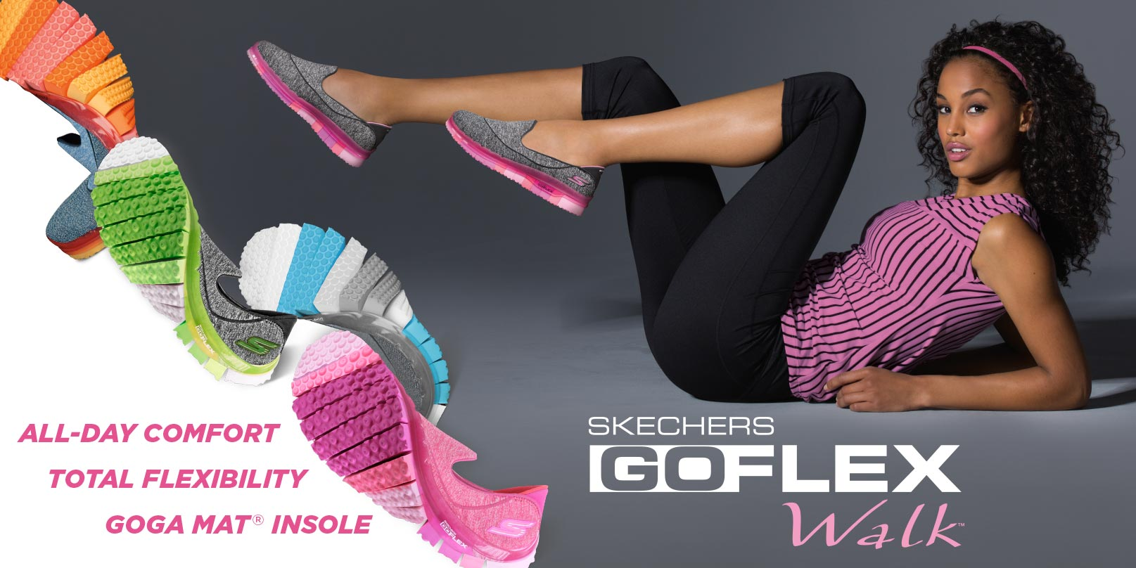 skechers home page top banner view all styles
