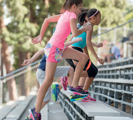 View Skechers Athletic Shoes for Girls
