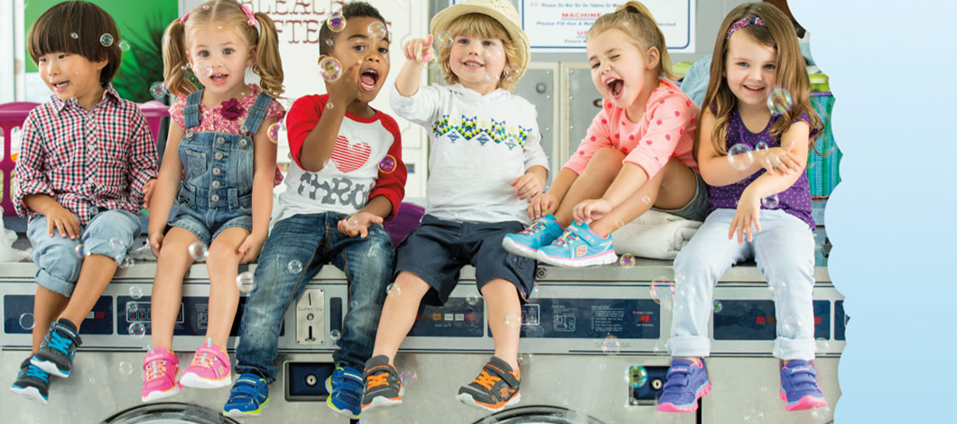 View Skechers Kids Foamies Collection