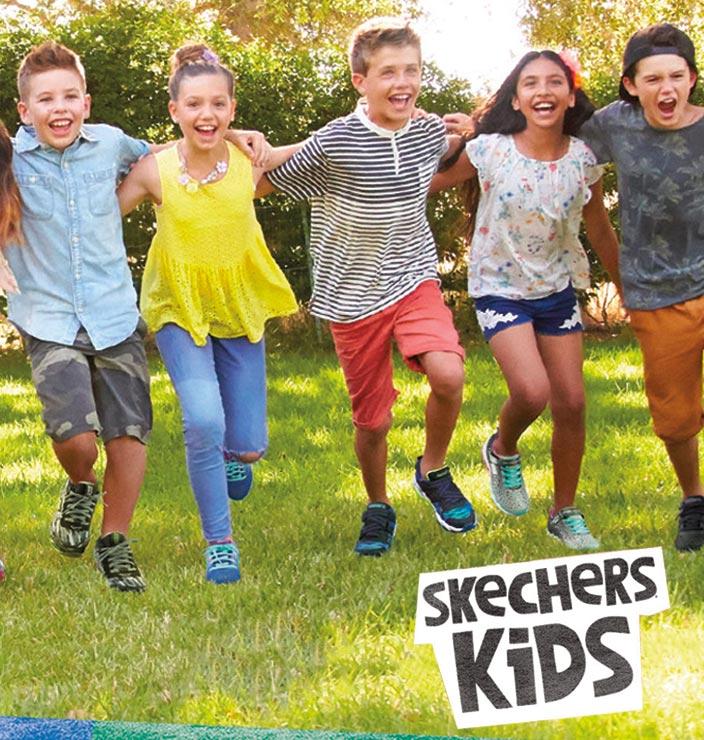 SKECHERS Kids Memory Foam