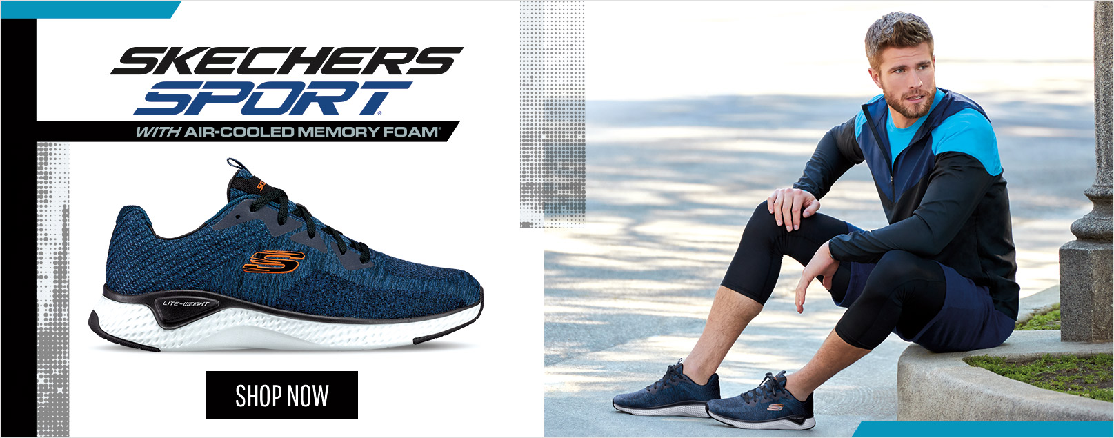 Find the latest athletic shoes at Skechers.com featuring Skechers Sport - the Solar Fuse design is comfortable, lightweight and ideal for training at the gym.