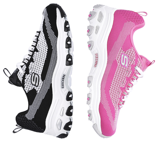 Find classic and new Skechers D'Lites shoes on skechers.com