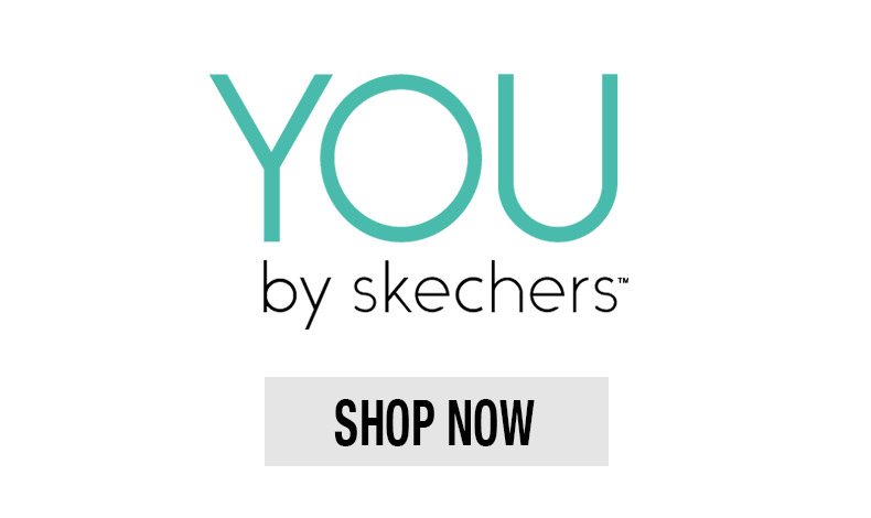 YOU by skechers, a new collection of shoes combining lifestyle and wellness