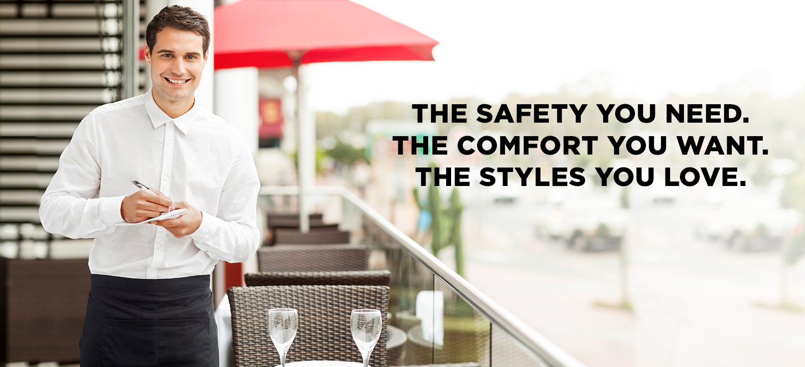 Skechers Direct Program - The safety you need, the comfort you want, the styles you love.