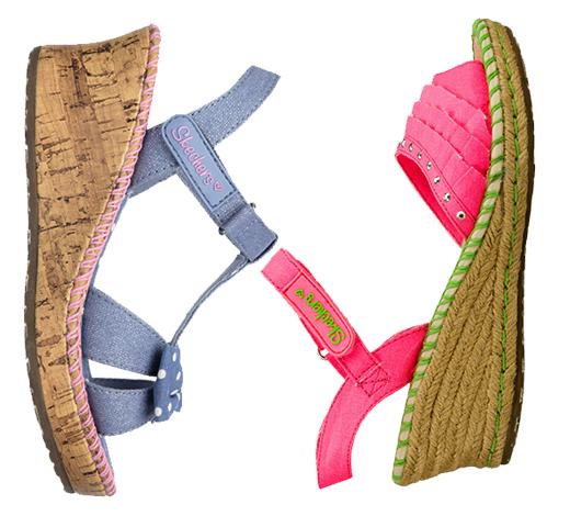 Find Girls' sandals on Skechers.com