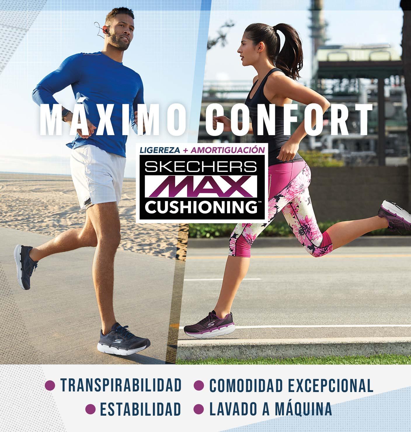 Evento Franco Típico  Comprar calzado técnico de Skechers | SKECHERS