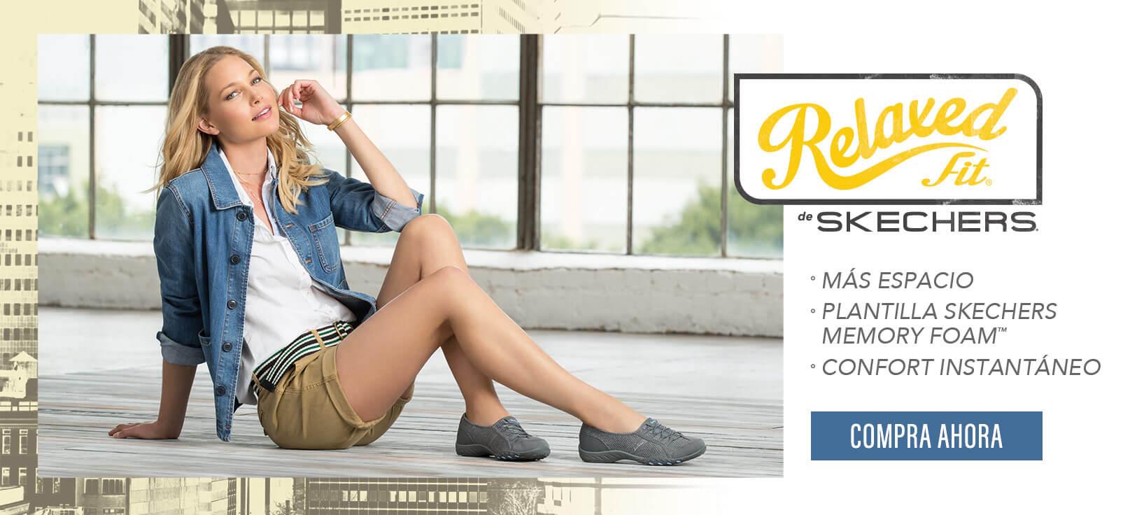zapatillas skechers mujer verano 2019 resultados hoy