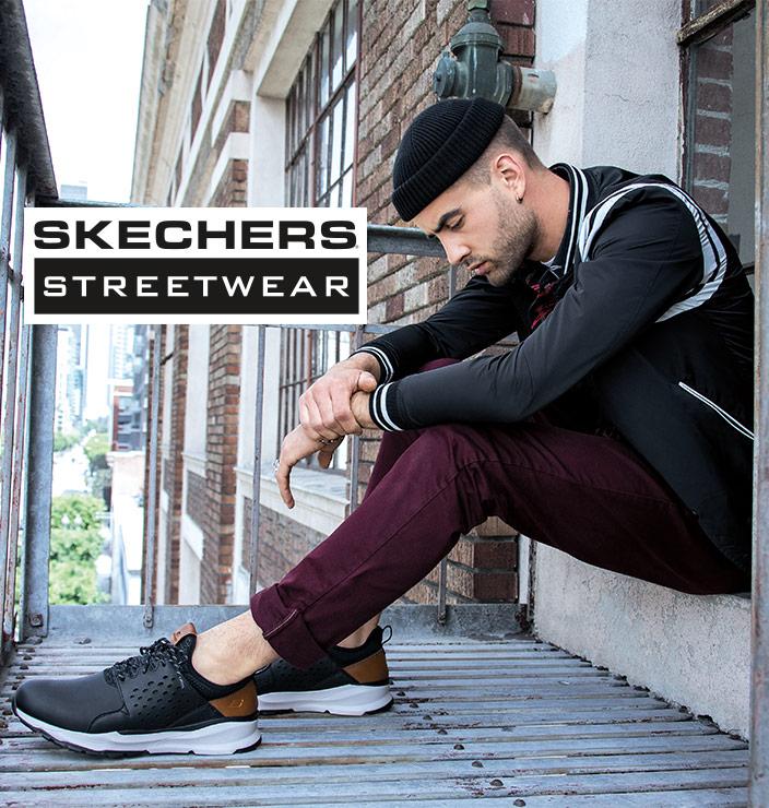 Zapatillas de deporte streetwear para hombre