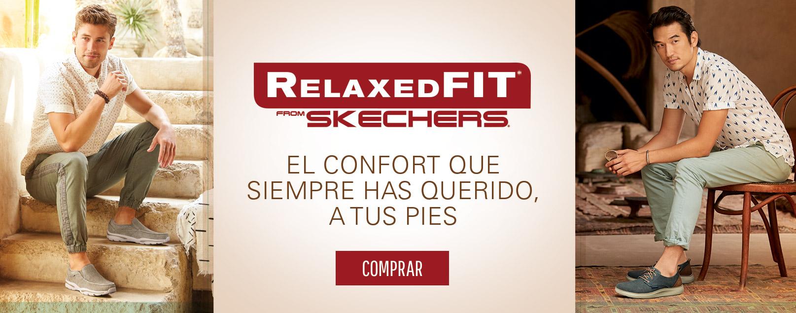 España De Calzado Hombre Skechers En UpMSVGqz