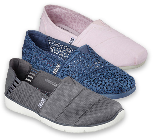Zapatos SKECHERS Bobs Mujer