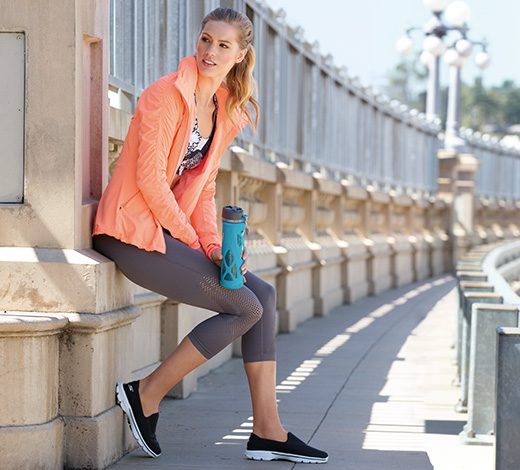 SKECHERS Mujer zapatillas performance