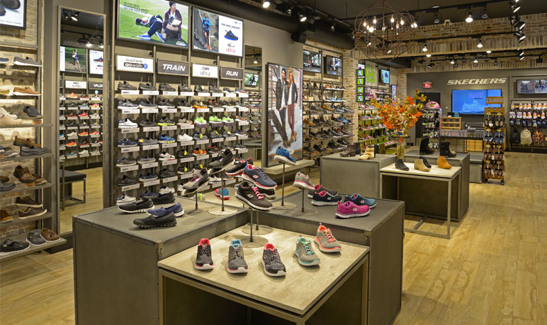 Exciting opportunities for becoming a retail franchise partner for Skechers!
