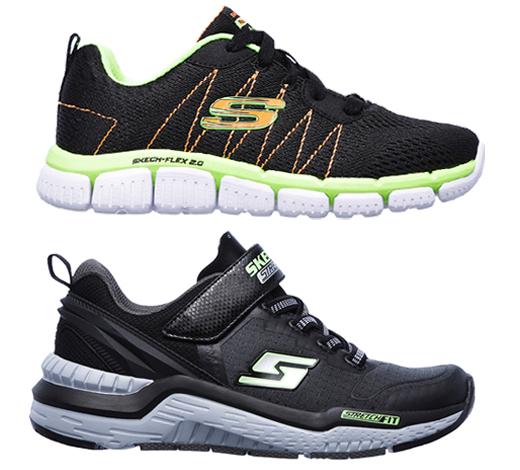 Chaussures Skechers pour garçons