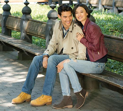 Trouvez les bottes pour hommes et femmes pour les saisons d'automne et d'hiver sur Skechers.com Canada