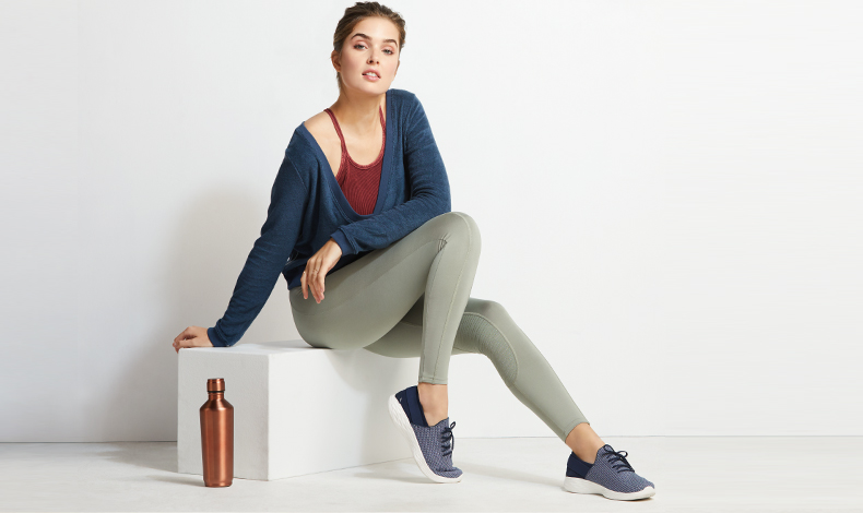 HAPPY. HEALTHY. COMFORTABLE. YOU BY SKECHERS