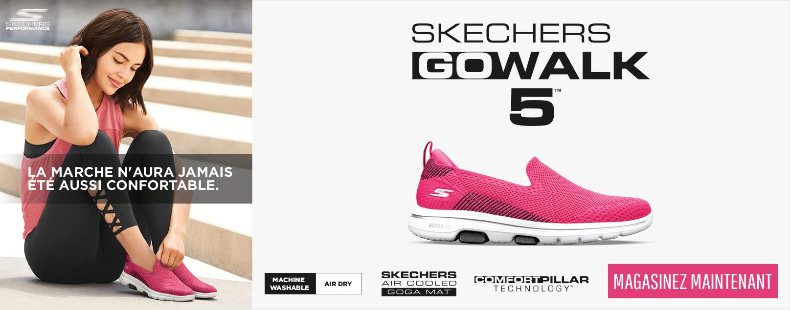 skechers go walk 5 femme